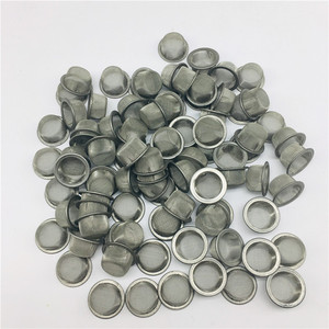 Аксессуары для трубки из нержавеющей стали, трубки для курения с натуральным кристаллом
