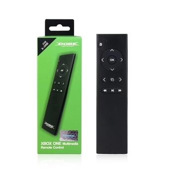 Pilot multimedialny do konsoli Xbox One 2 4G pilot na podczerwień IR Bluetooth 3 0 TYX-691 tanie i dobre opinie Gamepady Multimedia Remote Control For Xbox One Finera Microsoft Black 2 4G Infrared IR Bluetooth 3 0 Media Remote Controller TYX-691