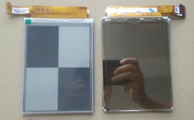 100% Nuevo ED060XC5 originales (LF) pantalla e-ink para Gmini MagicBook R6HD lectores de Pantalla envío gratis