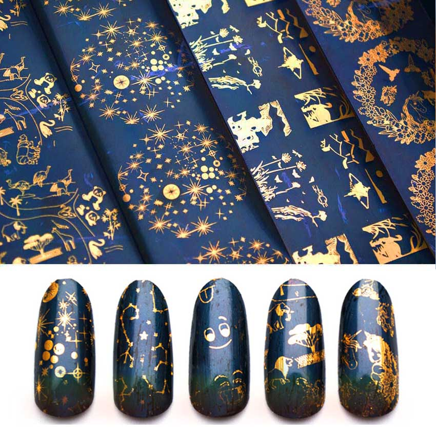 Buy nail decal constellation and get free shipping on AliExpress.com 16d192a96f58