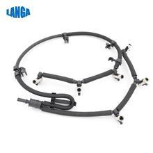 for DISCOVERY 4 & 5 RANGE ROVER VOGUE + SPORT  Fuel return Line Hose Pipe Injector Hose Leak line LR032107