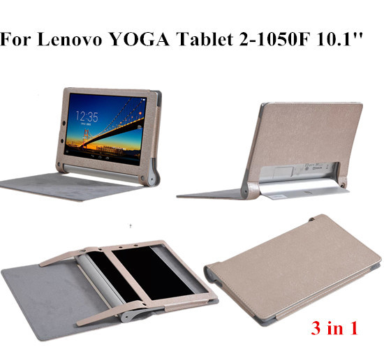 NEW 10.1'' YOGA Tablet 2 1050F Smart Cover For Lenovo Yoga