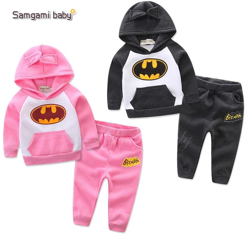 SAMGAMI BABY Children Clothing Tracksuit Kids Costume Boys