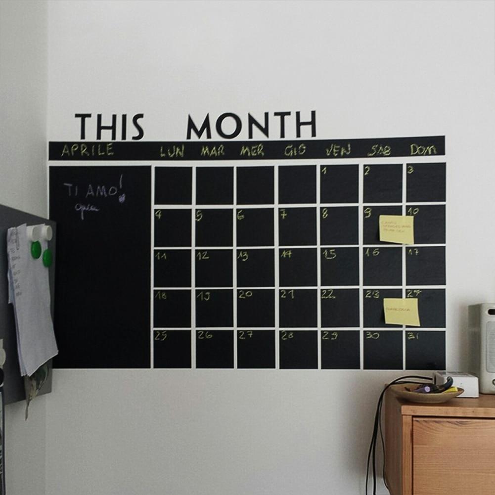 Parete calendario ufficio acquista a poco prezzo parete calendario ...