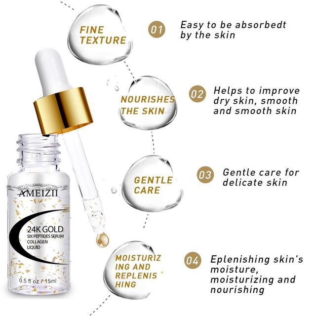 Moisturizing Anti Wrinkle Face Serum
