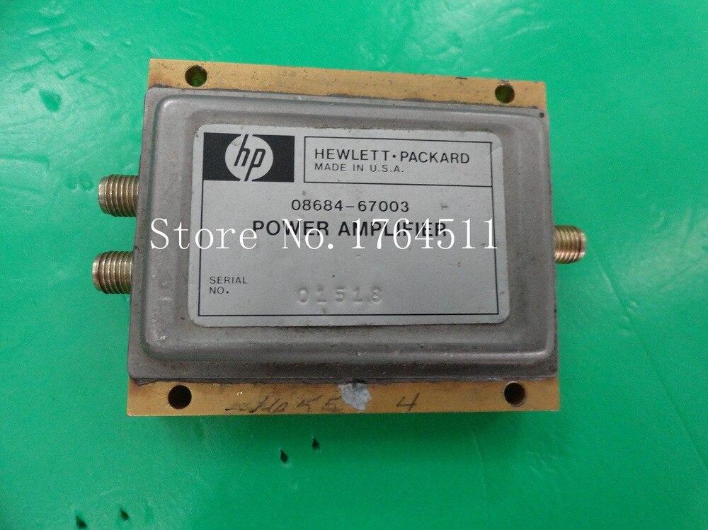 [BELLA] Original 08684-67003 DC-12.5GHz Amplifier