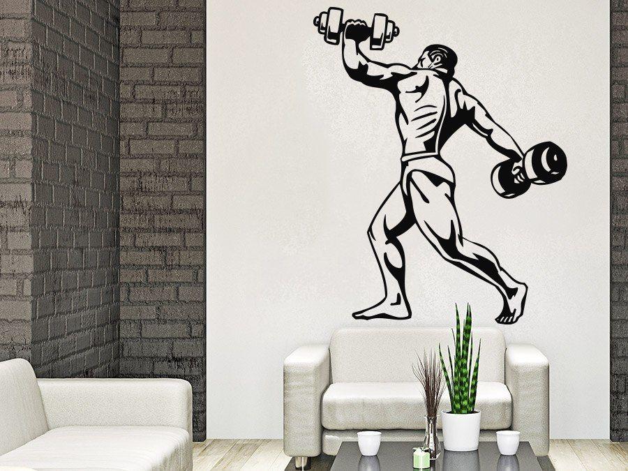картинки как разрисовать стены в спортзале