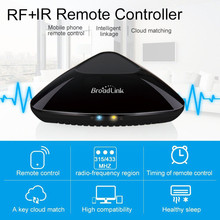 Broadlink RM3 RM Pro+/RM mini3 Smart Home Automation Remote Universal controller Intelligent WIFI+IR+RF Compatible Google home