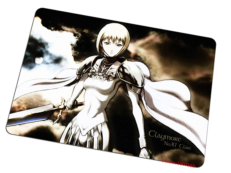 claymore mouse pad Professional gaming mousepad Aestheticism gamer mouse mat pad game computer desk padmouse keyboard play mats