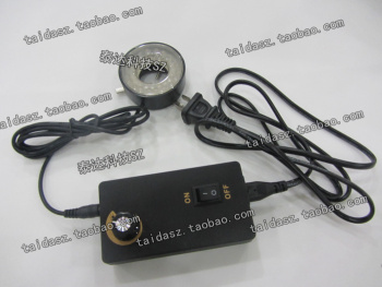 Microscope light source LED adjustable light source small diameter LED lamp 28MM/40MM metal shell LED light source