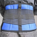 NEW Men Running Fit Back Pro As Seen On TV Compression Lower Lumbar Support Belt