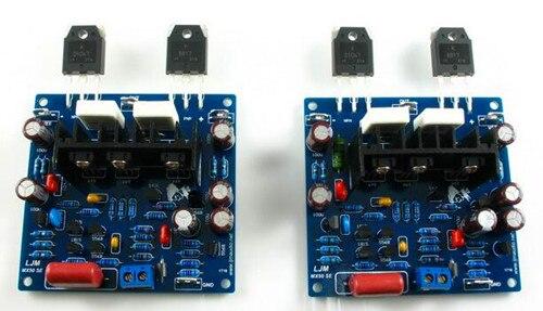 Где купить Бесплатная доставка! MX50 SE усилитель мощности/100 Вт * 2 настольный/маленький усилитель/электронный компонент