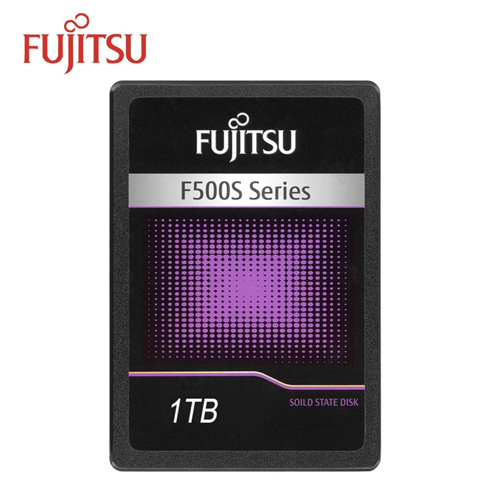 "FUJITSU 2.5"" ssd 1tb sata3 ssd 1024G 3D NAND Flash SMI/Phison/Realtek TLC ssd hard drive Solid State Drives for desktop laptop"