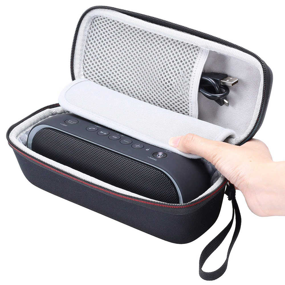 2019 Newest EVA+PU Hard Travel Protective Carrying Storage Cover Box Bag Case for Sony XB20 Portable Wireless Bluetooth Speaker