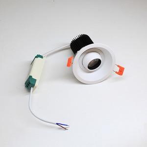 Image 3 - Aisilan Spot lumineux Encastrable LED, Angle réglable, Encastrable, LED, lumière blanche, idéal pour léclairage dintérieur, 7W, AC90 260V