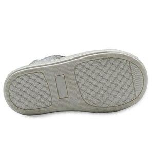 Image 5 - Apakowa zapatos de piel sintética para niños, calzado para niña, primavera y otoño, con soporte de arco de cristal