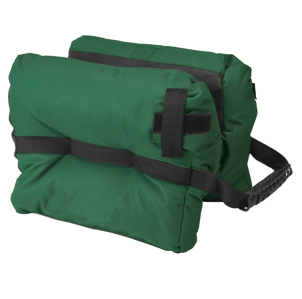Army Green sandbags Rifle Shooting Bench Front Gun Rest Bag Deadshot Hunting Shotgun Gun Rest Bags Unfilled Gun Accessories