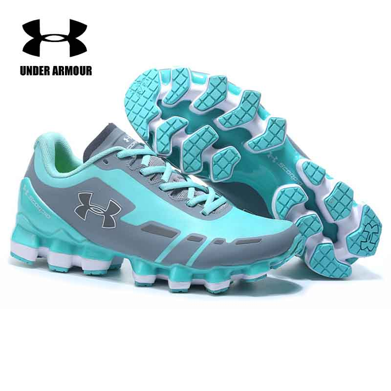 cheap for discount 44503 ddd60 Under Armour Women Scorpio 2 Outdoor sports sneakers jogging Running  walking shoes Zapatillas Mujer Deportiva hot sale 5 colors-in Walking Shoes  from ...