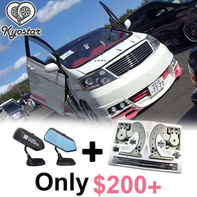 Low Price New Universal Vertical Lambo Door Kit For Any Vehicle