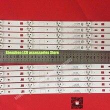"""10 шт./лот для sony ТВ светодиодный 4"""" KDL-40RM10B 2013 sony 40A 2013 sony 40B KDL-40W600B KDL-40R480B KDL-40R450B KDL-40R483B KDL-40R453B"""