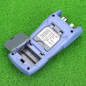 Image 5 - KELUSHI All IN ONE FTTH miernik światłowodowy 70 do + 10dbm i 10mw 10km Tester kabli światłowodowych lokalizator uszkodzeń wizualnych