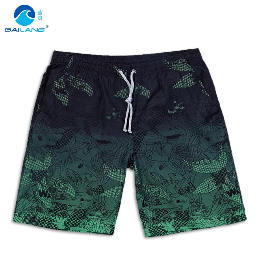 2018 New Men's Board Shorts Quick Drying Beach Brand Shorts Surfing Bermudas Masculina De Marca Mens Boardshorts Surf