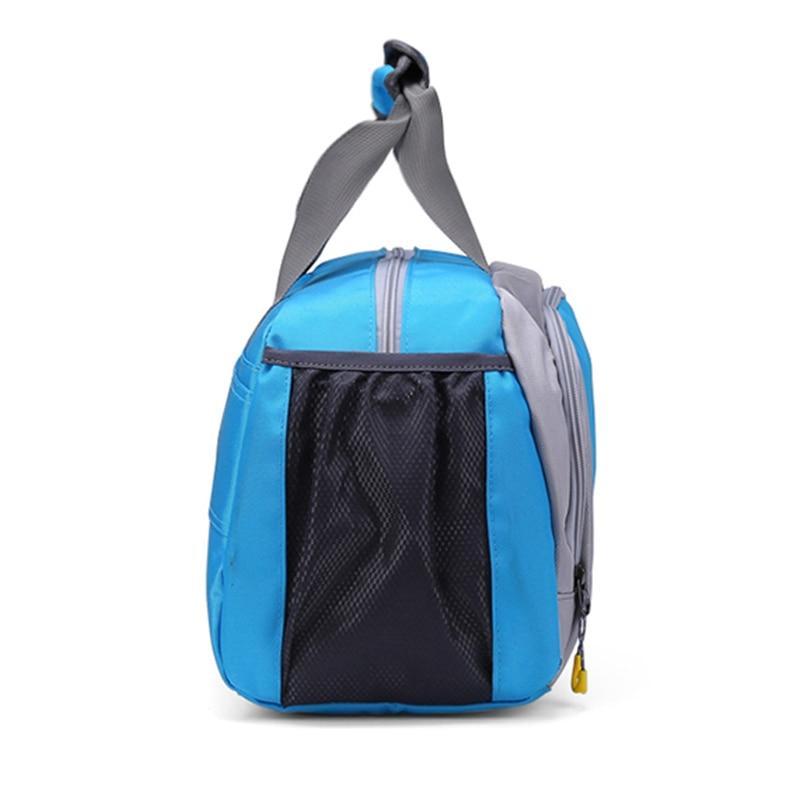 Оксфорд водоустойчив печат пътна - Багаж и пътни чанти - Снимка 5