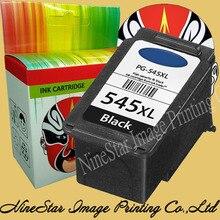 1 PK Black PG-545 Ink Cartridges for Canon PG 545 PG545 XL PIXMA MG2450 MG2550 MG2950 iP2850 MX495 Inkjet Printer Ink NS28