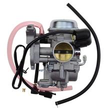 GOOFIT 36MM Carburetor Replace for 2004 2005 2006 2007 2009 Arctic Cat 500 Carb 4x4 Motorcycle Motorbike Engine H012-C0021 tiptop new carburetor for polaris sportsman 500 4x4 ho 2001 2005 2010 2011 2012 carb sep 7
