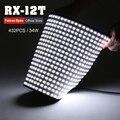 34 Вт фото светильник портативный светодиодный светильник для фото 280 шт гибкий светодиодный светильник для фото RX-12T