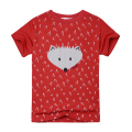 2016 New Casual Boy T shirts Short Sleeve Summer Boys Clothes Cartoon Pattern T-shirts for Boys 2-7 Years Children Tops Tees