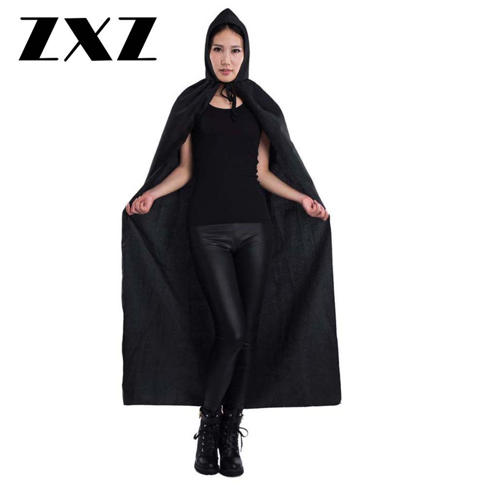 Popular Black Wizard Cape-Buy Cheap Black Wizard Cape lots from ...