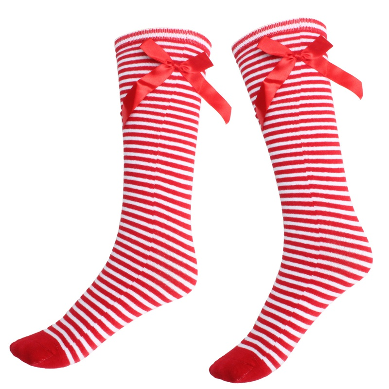2016 Children Kid Leg Warmer Striped Stocks Girls High Knee Ribbed Long Cotton Comfortable breathable Warm 3 Colors For Chioce