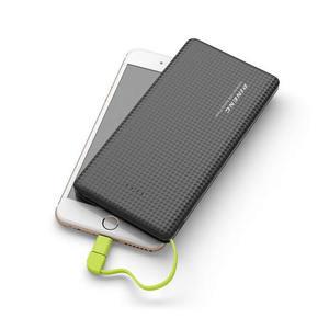 Image 5 - Originale Pineng PN951 Accumulatori e caricabatterie di riserva 10000mAh USB Incorporato Cavo di Ricarica Batteria Esterna del Caricatore per iPhone8/X Samsung Xiaomi