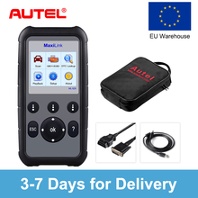Autel MaxiLink ML629 OBD2 Auto Scanner Diagnostic Tool Car Diagnostic Scanner Eobd Automotivo Automotriz Automotive Scanne(Hong Kong,China)