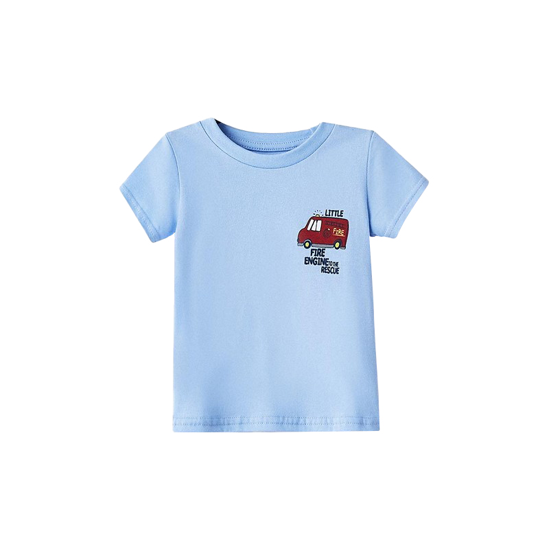 цены T-Shirts MODIS M182K00466 for baby boys kids clothes children clothes TmallFS