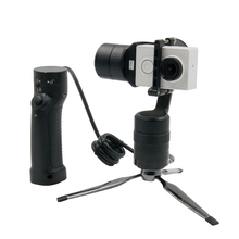 iSteady 3-Axis Handheld Gimbal Portable Stabilizer For GoPro Sports Action Camera with Mini Tripod Combo GG2