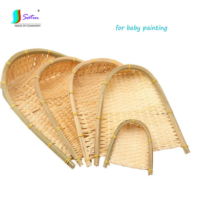 Baby Handmade Painting Material Blank Pan,Home Wall Decoration ...