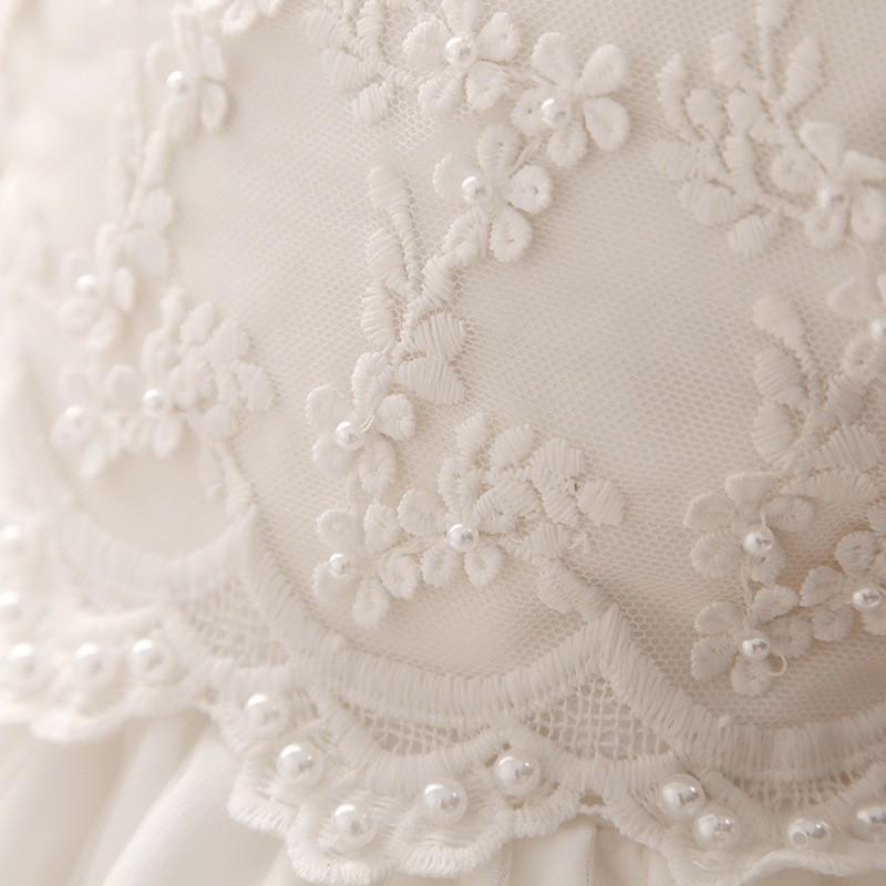 Newborn Flower Dress (9)
