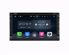 Octa Core 2 din 6.95″ Universal Android 6.0 Car DVD Player With 4GB RAM Radio 4G WIFI Bluetooth TV USB DVR OBD Mirror link