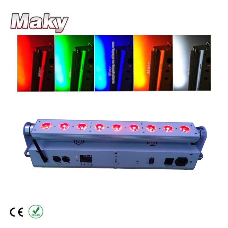 Garage Door Open Position Indicator Light 4 Steps With: Led Uplight Wireless Battery With Case+5/lots 9lens 18watt