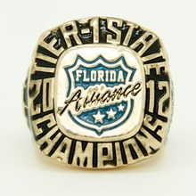 2012 Tier-1 State Florida Alliance championship Ring