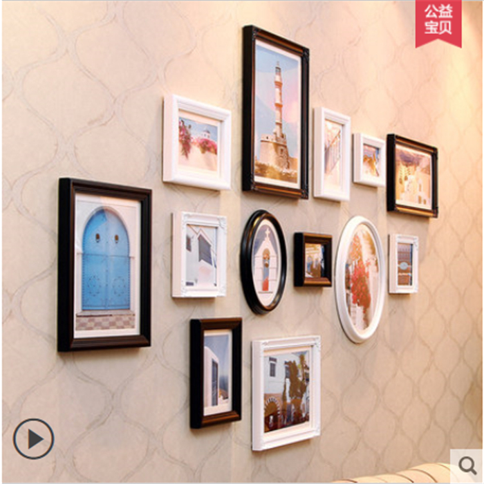 Hot Sale 13 Boxes 3D Wall Decoration,Wall Mounted Acrylic Photo ...