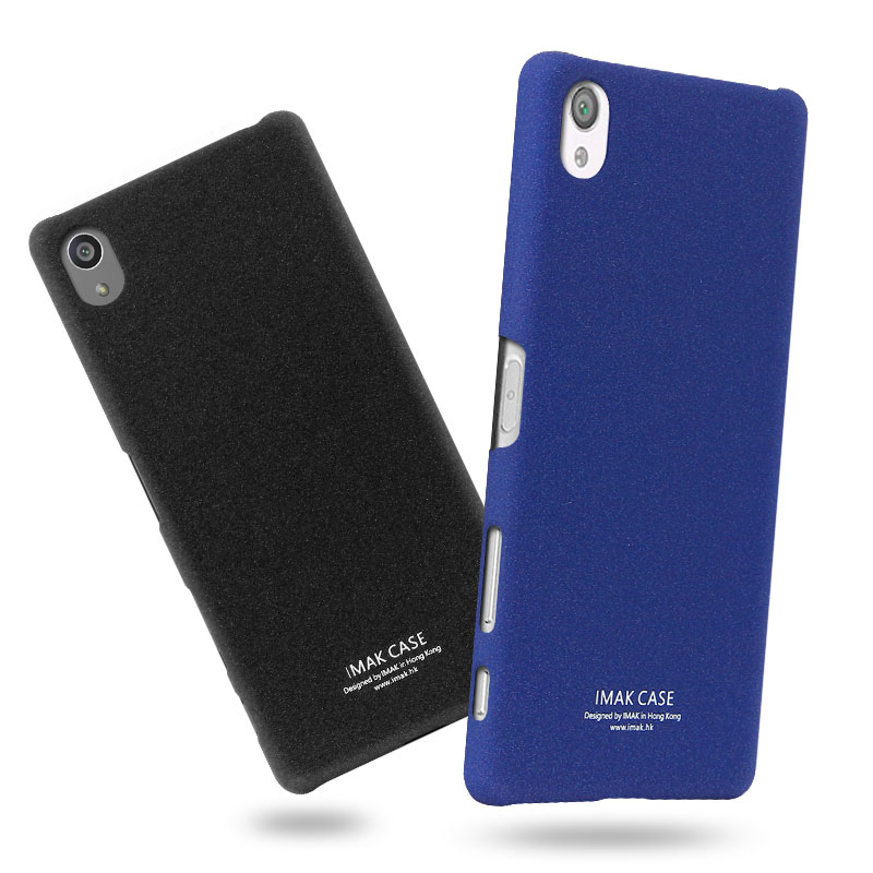 sale retailer 2fdf6 be046 US $3.4 |For Sony Xperia X Performance Imak Cowboy Sandstone Protector Back  Case Cover Matte Frosted Anti fingerprint Fast on Aliexpress.com | Alibaba  ...