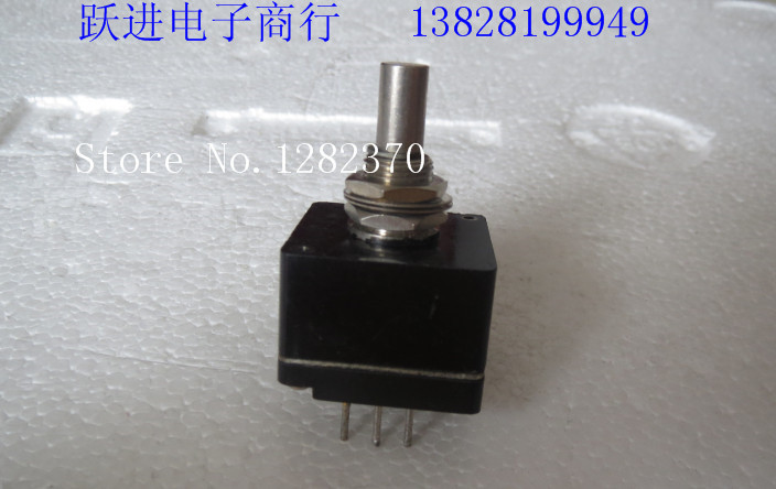[BELLA] Tokyo, Japan imported disassemble the light tone TKD P-2565S 20dB 1K enthusiast stepping 22:00 potentiometer  --2PCS/LOT[BELLA] Tokyo, Japan imported disassemble the light tone TKD P-2565S 20dB 1K enthusiast stepping 22:00 potentiometer  --2PCS/LOT
