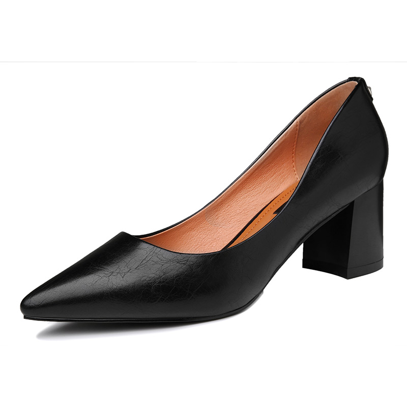 ФОТО Women's Summer 2017 Black High Height Heels Office Work Dress Party Lady Girl Pumps Shoes