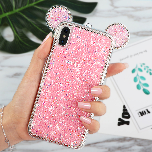 coque iphone x oreille
