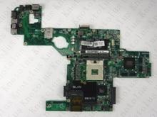 цена на 0714WC DAGM6CMB8D0 for Dell XPS L502X laptop motherboard HM67 GT 540M ddr3 Free Shipping 100% test ok