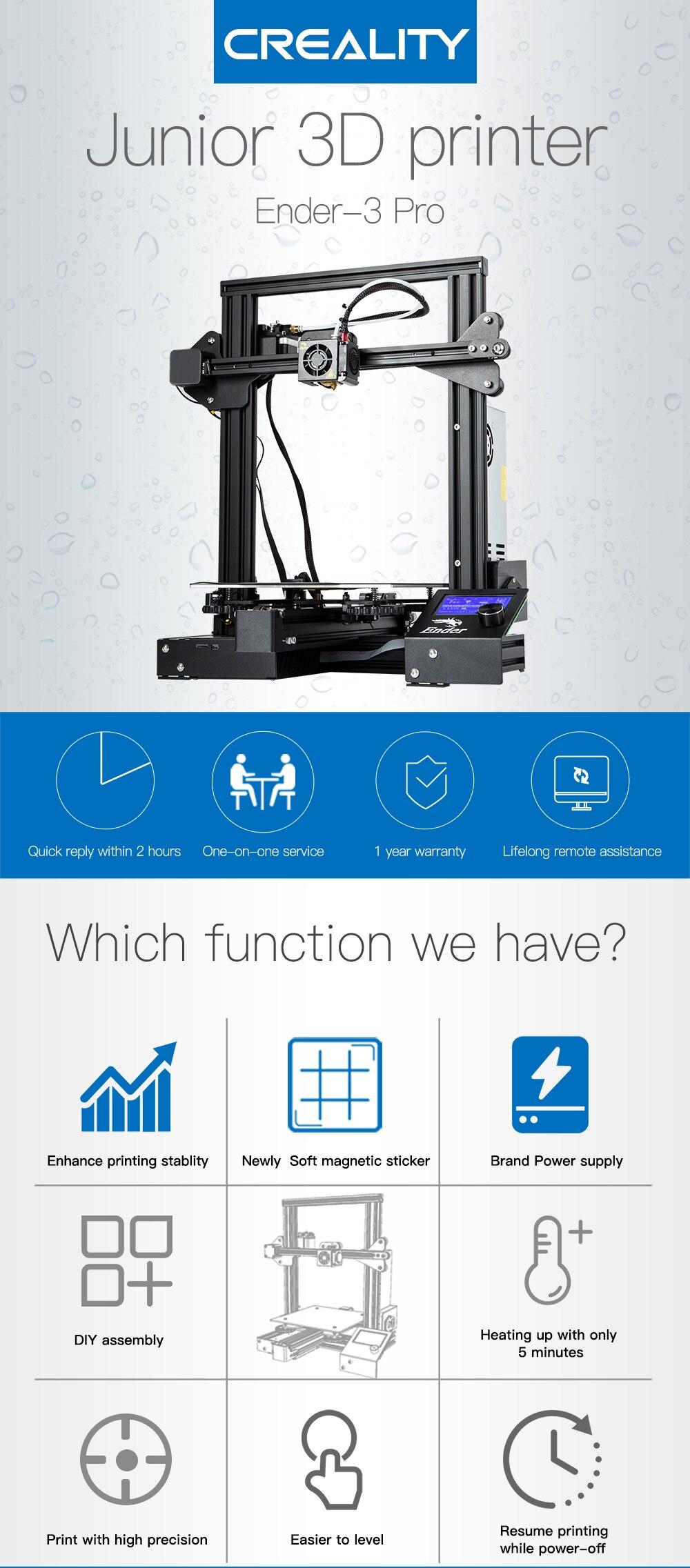 Creality Ender-3 3D Printer Kit