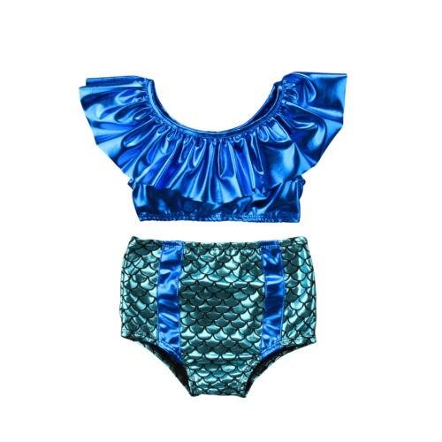 Принцессы Одежда для детей; малышей; девочек Комплекты одежды летние купальники 2 шт. ку ...